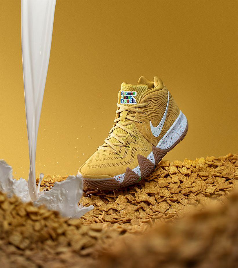 Nike Kyrie 4 'Cinnamon Toast Crunch