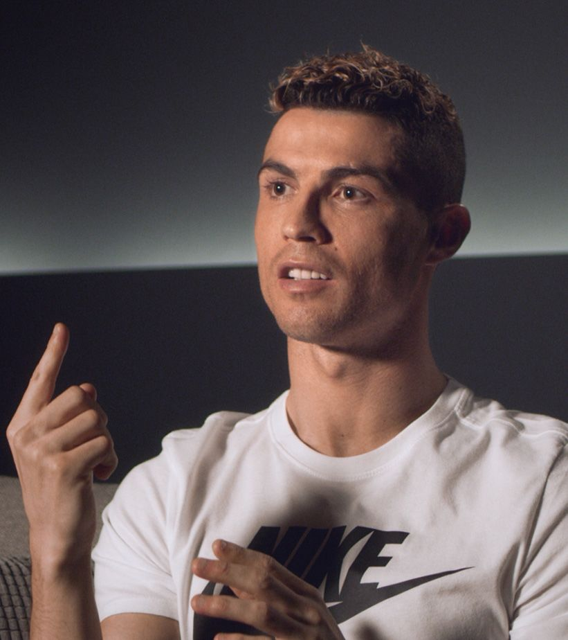 In His Words: Cristiano Ronaldo