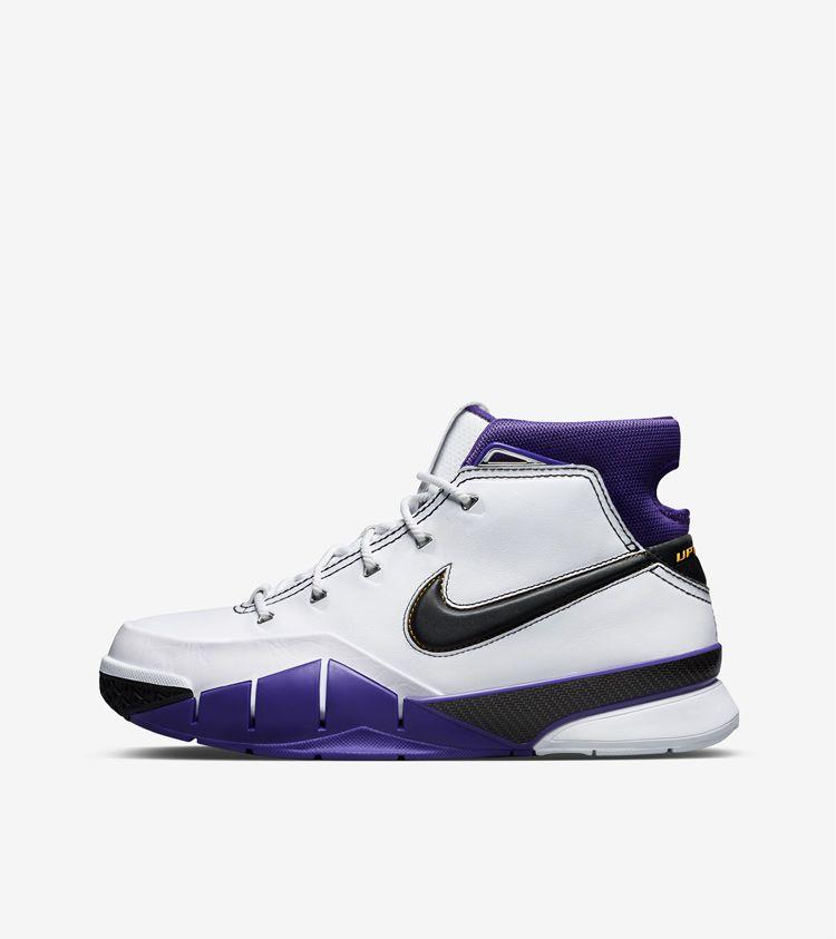Nike Zoom Kobe 1 Protro 'White