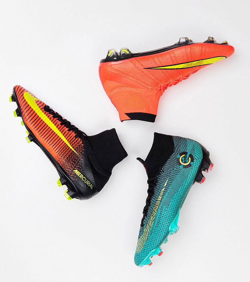 Redesigning the Mercurial Superfly's Collar