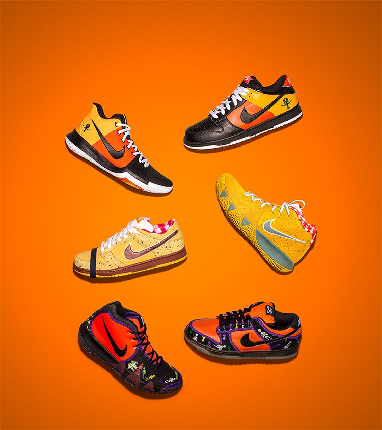 d8205849511 Behind The Design  Kyrie X Nike SB. Nike+ SNKRS