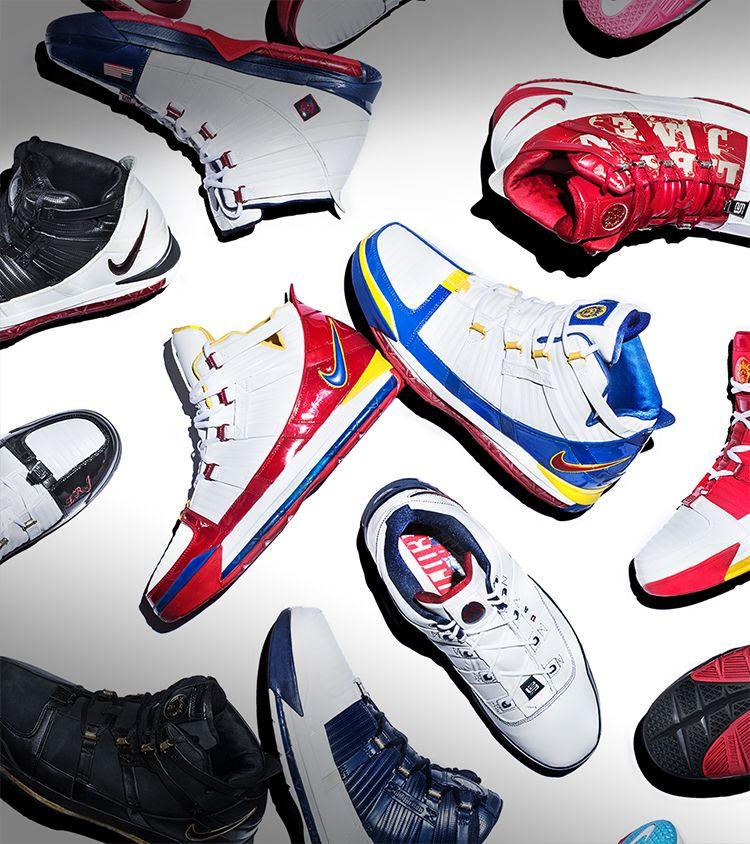 b1a6e56e1cd Inside The Vault  Nike LeBron III. Nike+ SNKRS