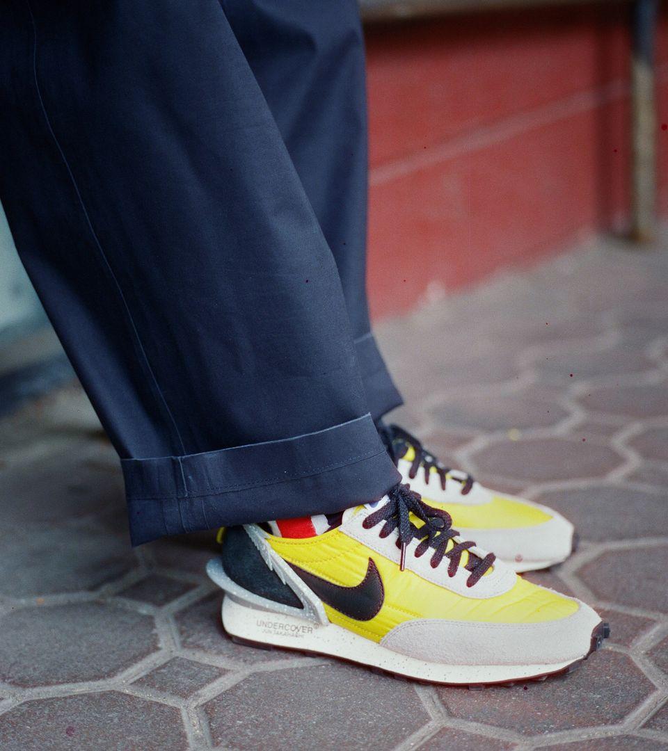 9715c75e0b02 Nike Daybreak Undercover 'Bright Citron' Release Date