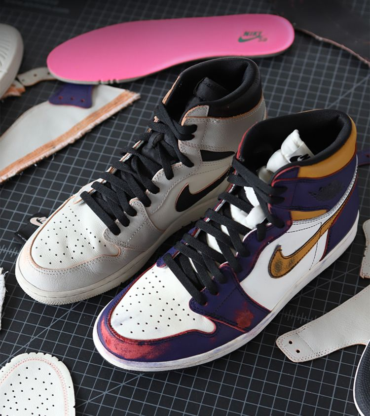 Behind The Design: SB X Air Jordan I