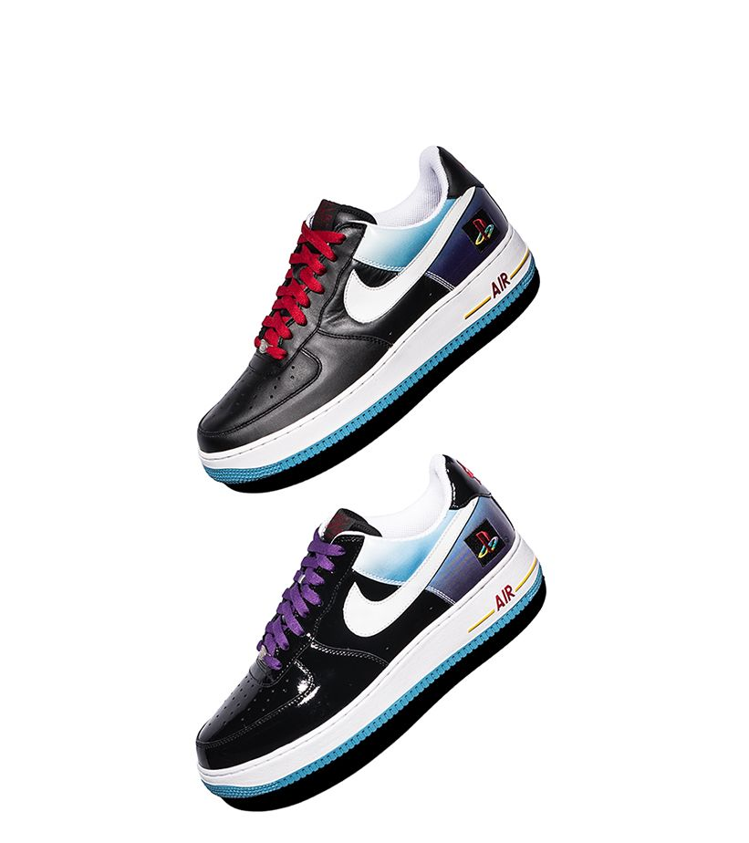 Behind The Design: Air Force 1 Playstation 2018. Nike SNKRS
