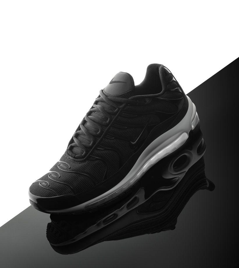 Nike Air Max 97 Plus: Nike Air Max Plus 97 'Black & White' Release Date. Nike