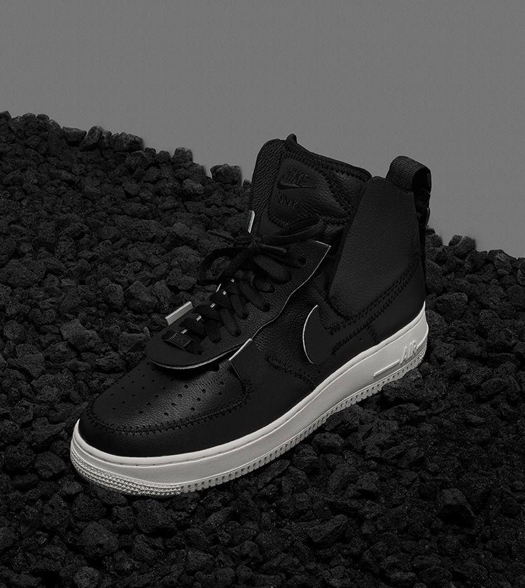 Nike Air Force 1 High PSNY 'Black