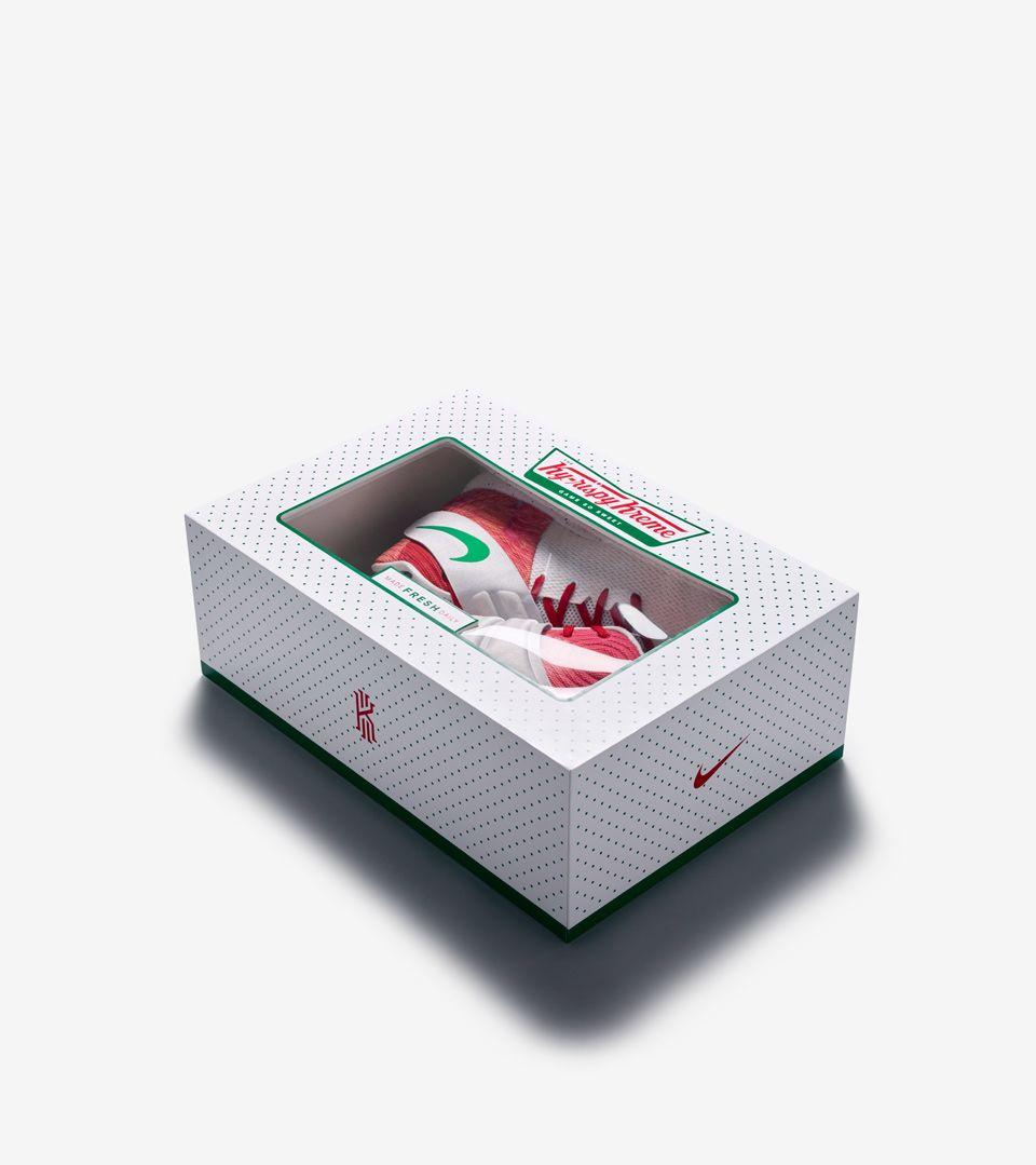ad85ed719fa6 Nike Kyrie 2  Ky-Rispy Kreme  iD Release Date. Nike+ SNKRS