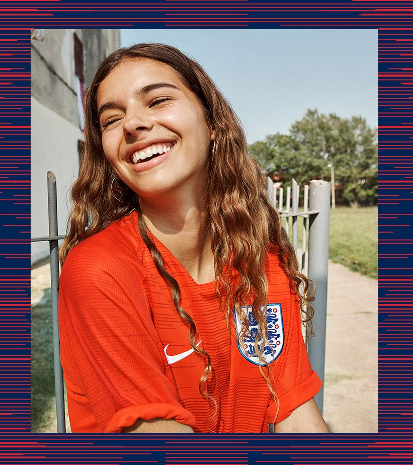 2018 England Stadium Away Kit