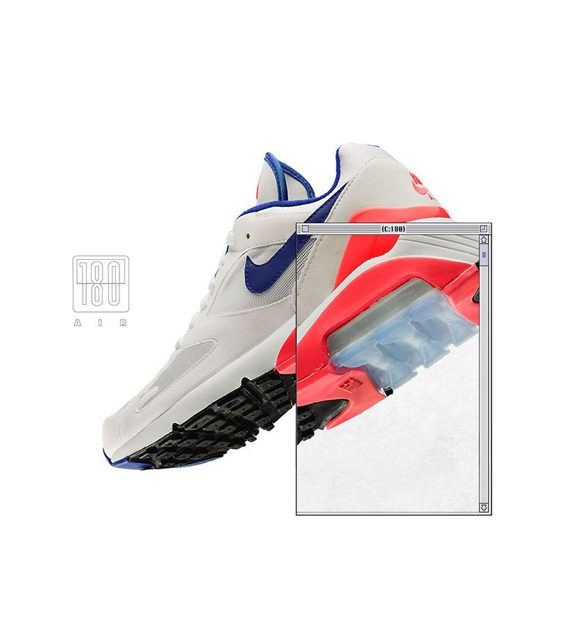 217010819c Inside The Vault: Air Max 180 & Air Max 93. Nike+ SNKRS