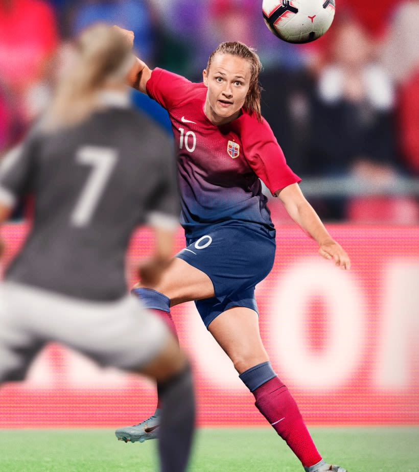 Norway Women's National Team 2019