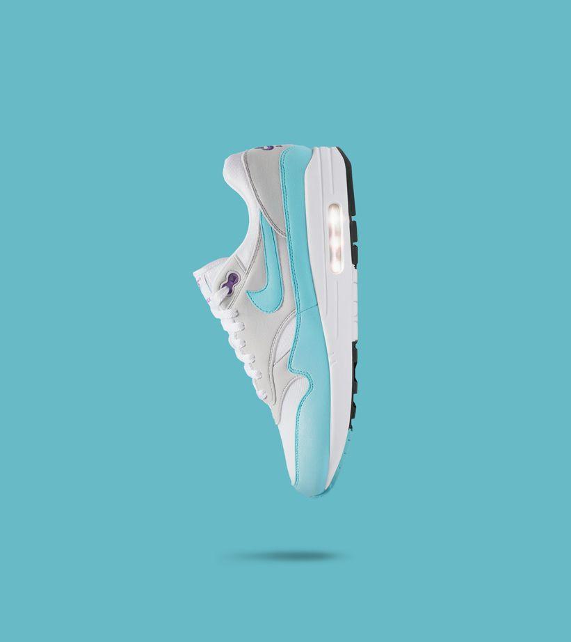 buen precio Nike Air Max 1 Anniversary Aqua Nike Hombre