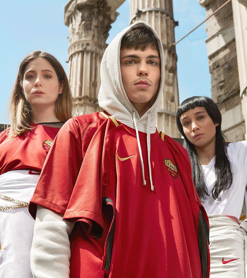 KOLEKCJA AS ROMA 2017/18