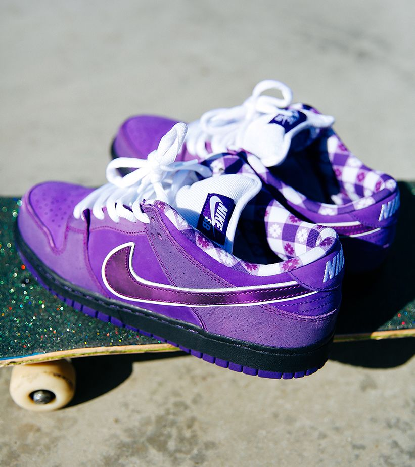 Nike SB Dunk Low Pro 'Purple Lobster