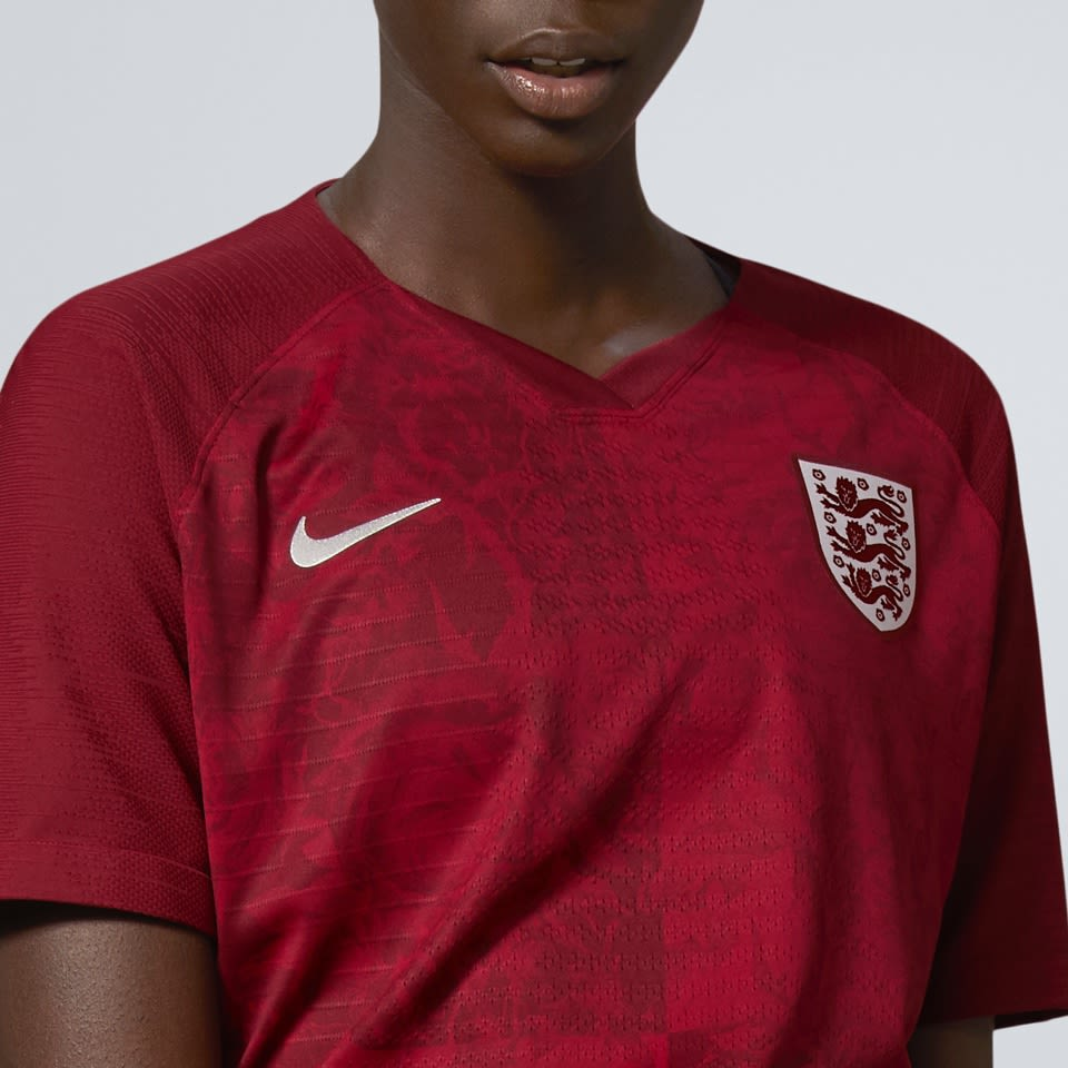 England Women's Football Federation 2019 Stadium Away Jersey