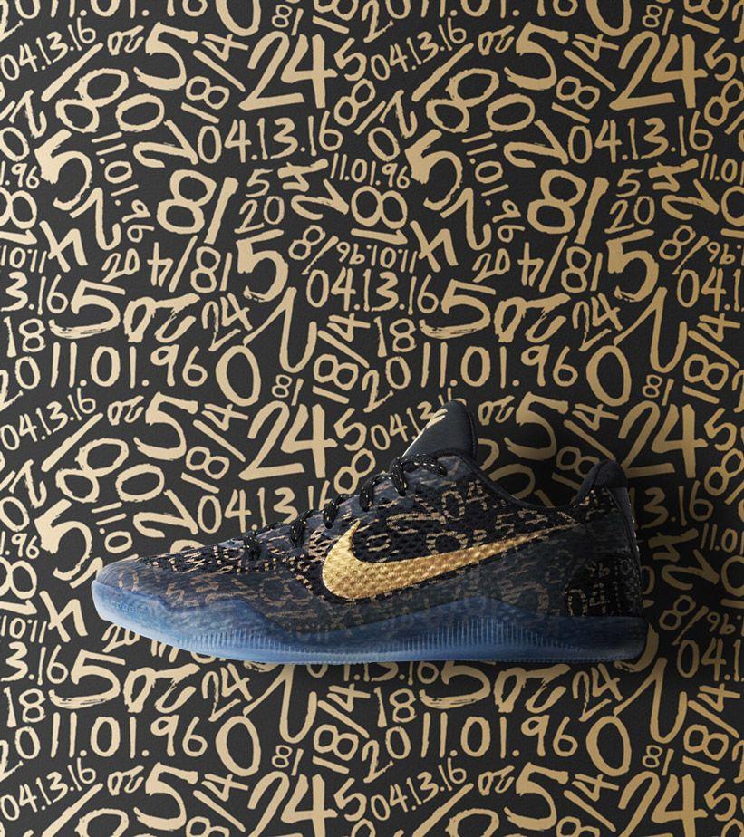 Nike Kobe 11 'Mamba Day' iD Release