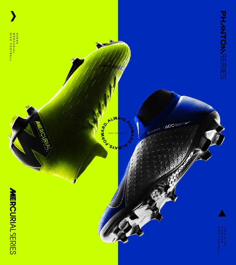 Firm-Ground Soccer Cleats