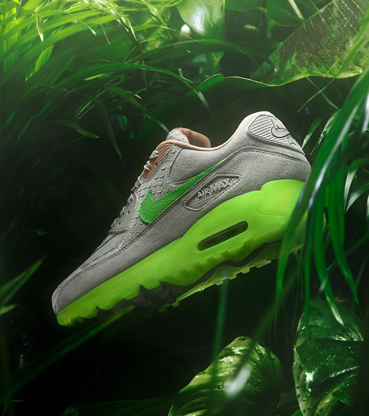 Behind The Design: Air Max 90 'New Species'. Nike SNKRS NL