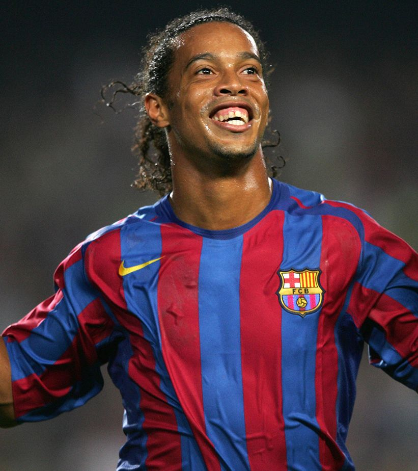 Ronaldinho's Message to Soccer