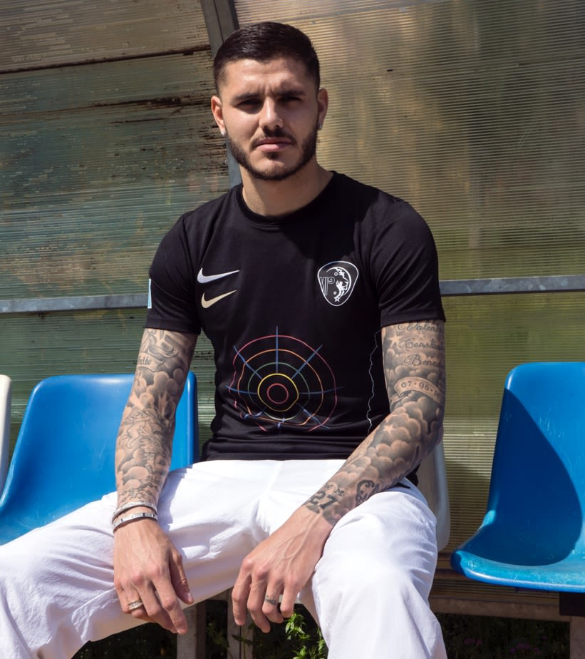2018 ICARDI LIMITED EDITION STADIUM JERSEY