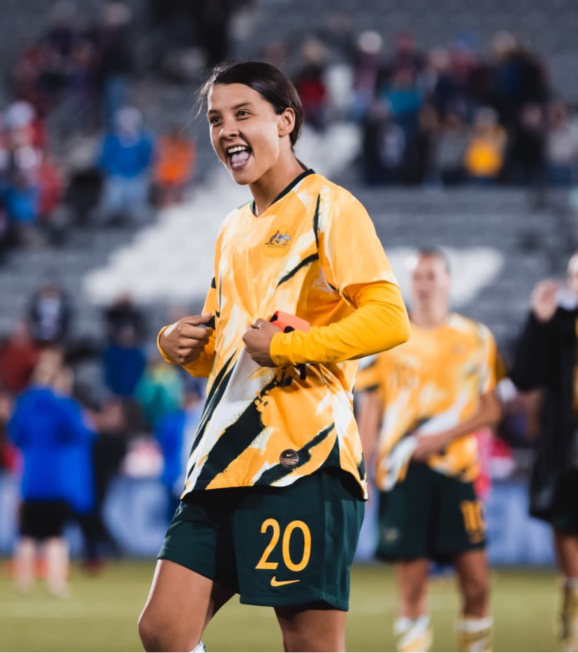 Sam Kerr: Birthplace of Dreams