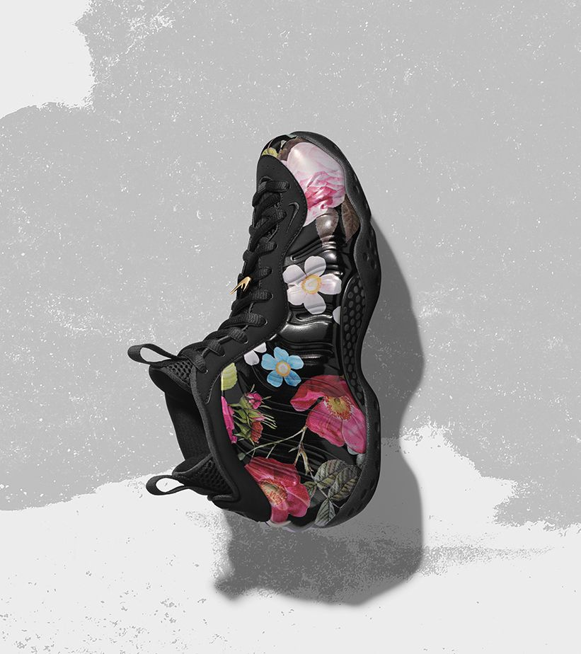 Women's Air Foamposite One