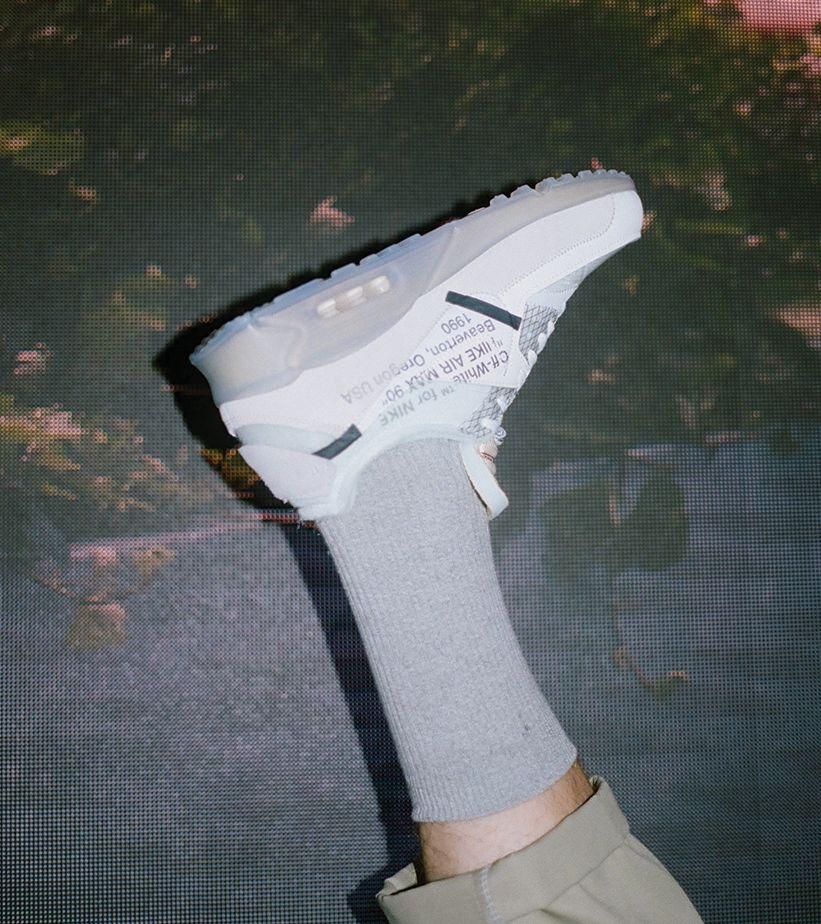 Nike The Ten Air Max 90 'Off White
