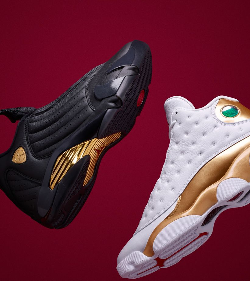 AIR JORDAN FINALS PACK
