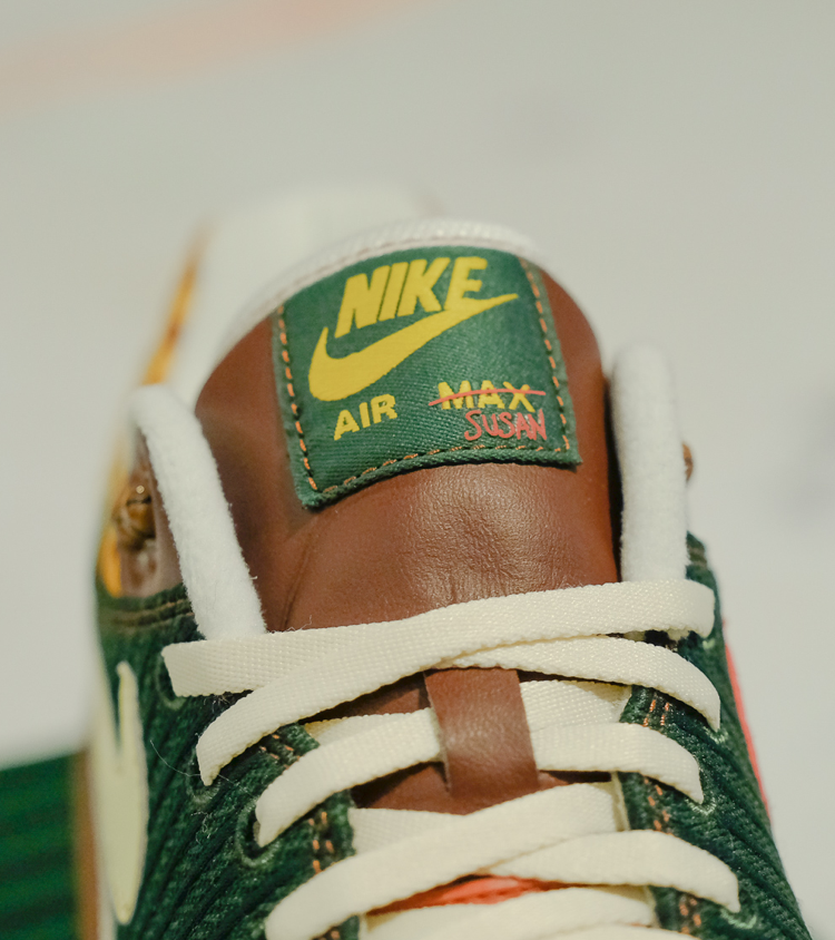 the best attitude 4bbbf 2a669 Behind The Design  Nike Air Max Susan
