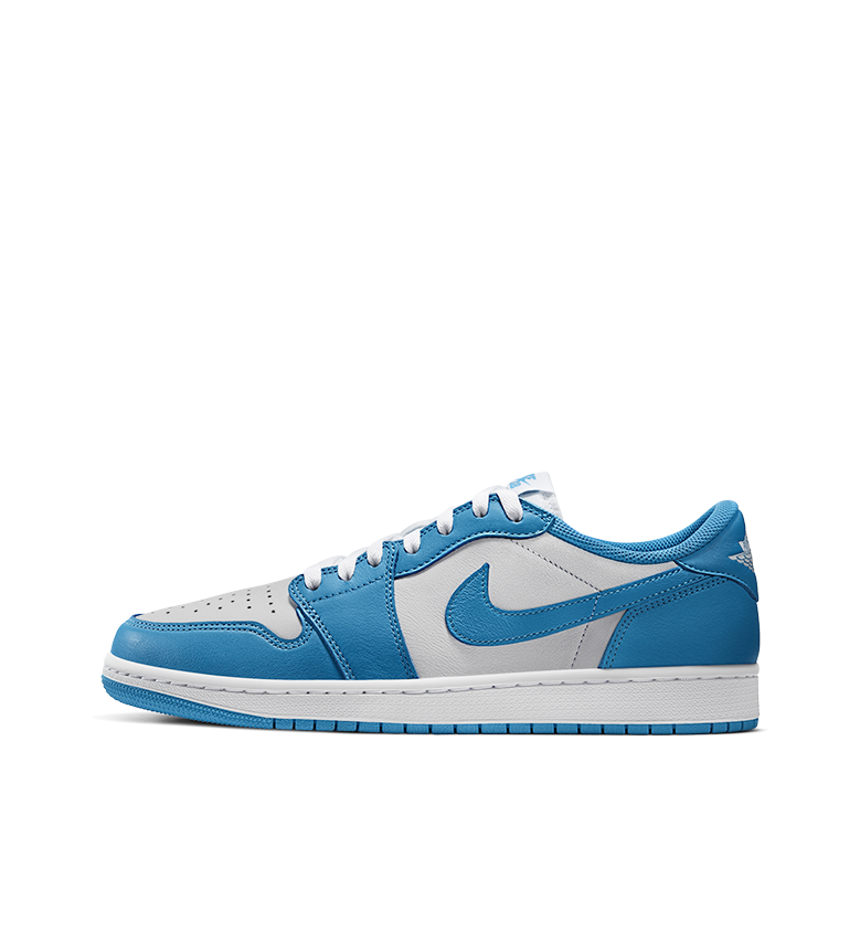scarpe nike air jordan 1 low blu
