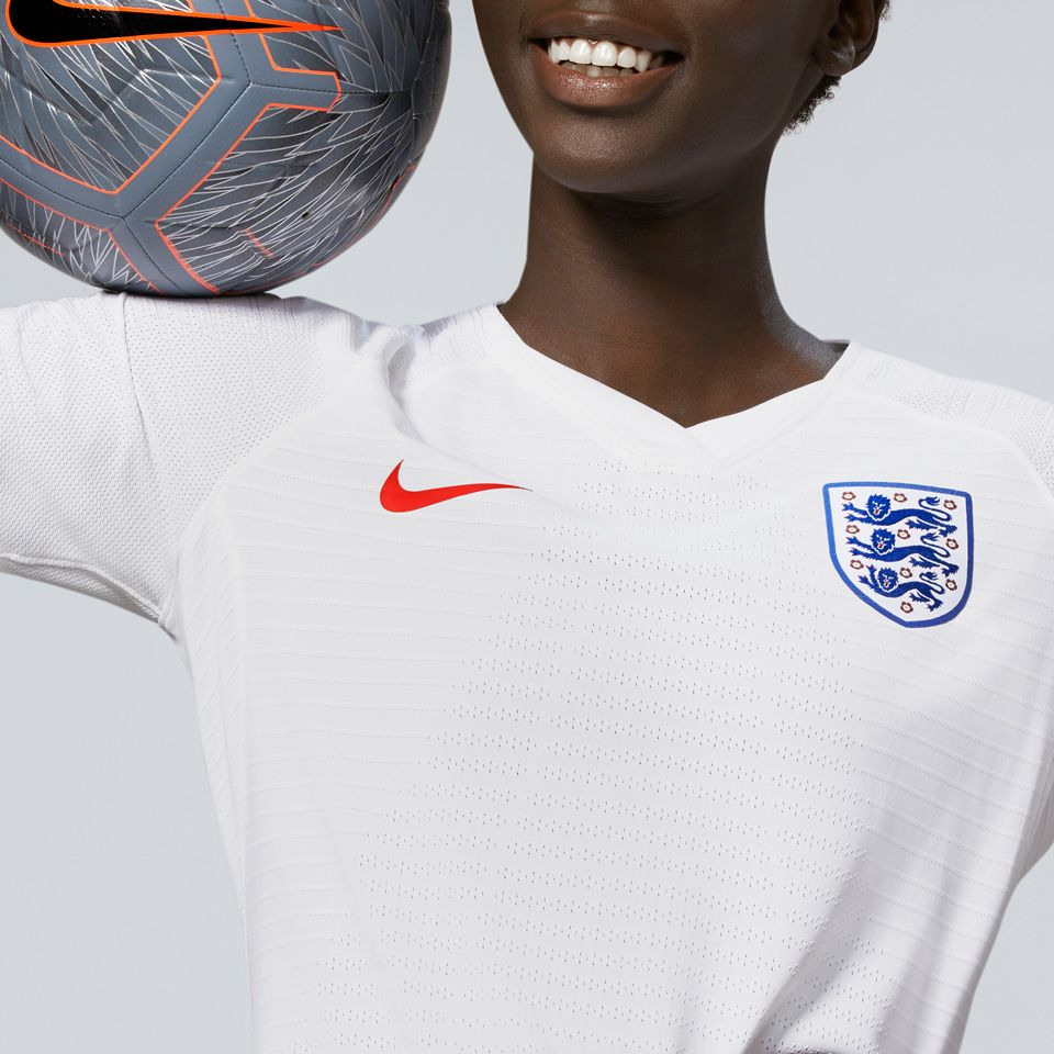 England Women's Football Federation 2019 Stadium Home Jersey