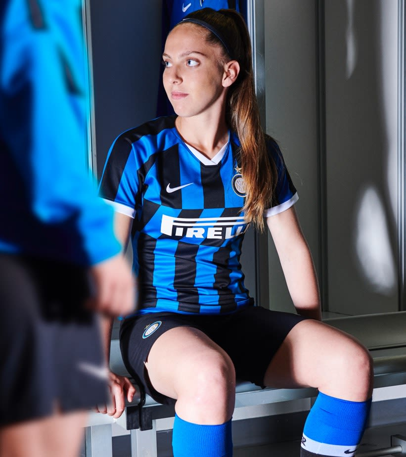 2019/20 Inter Milan Stadium Home Jersey