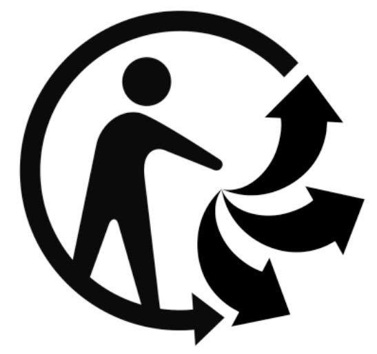 Recyclage Triman chez Nike