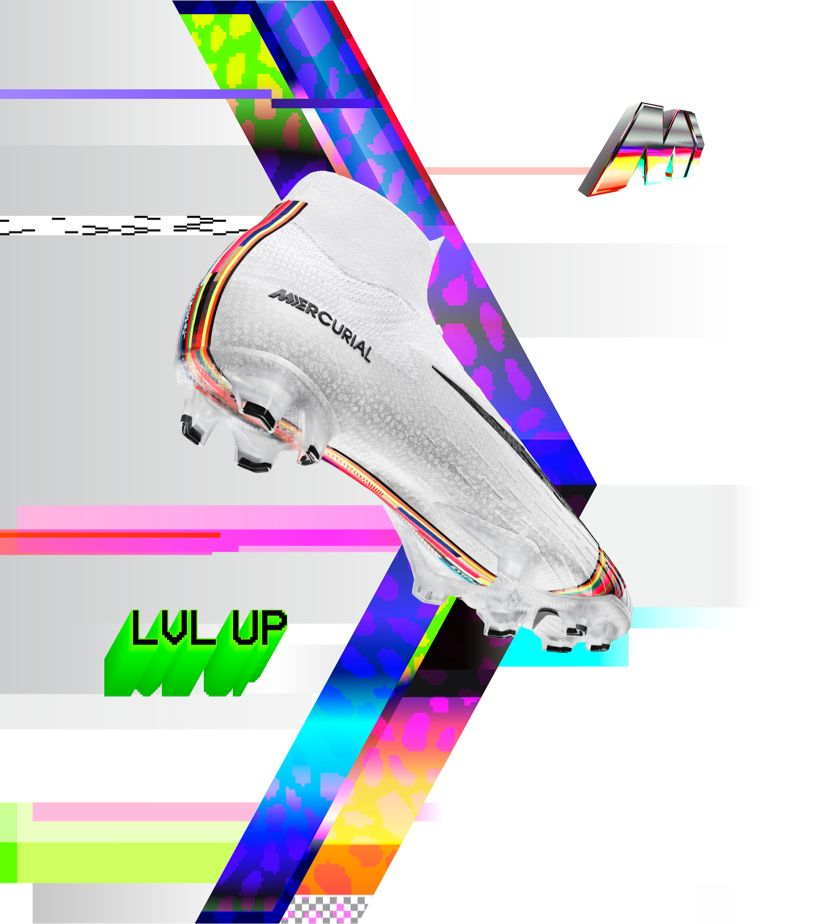 Mercurial Superfly 360 LVL UP