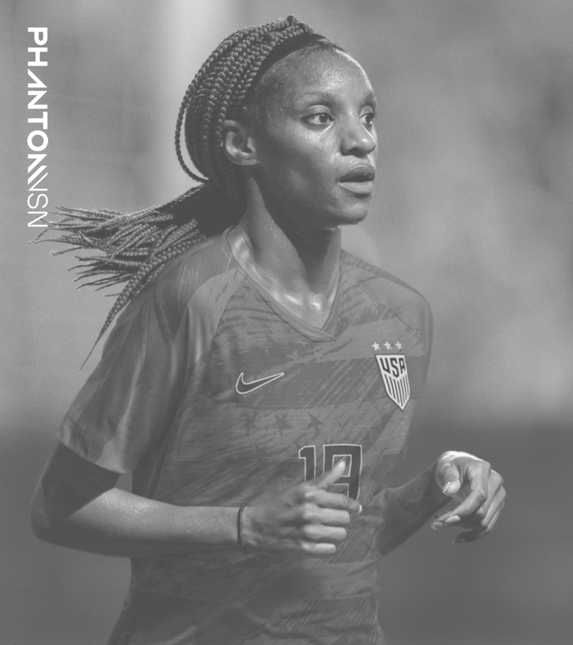 Victory Pack Crystal Dunn Player Profile
