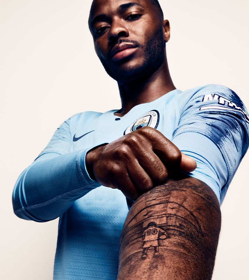 Featured Story: Raheem Sterling