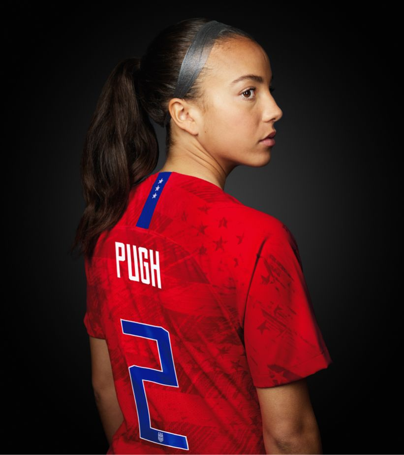In Mallory Pugh's Own Words