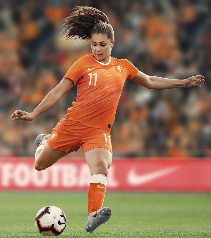 Dutch Women's 2019 Stadium Home Jersey