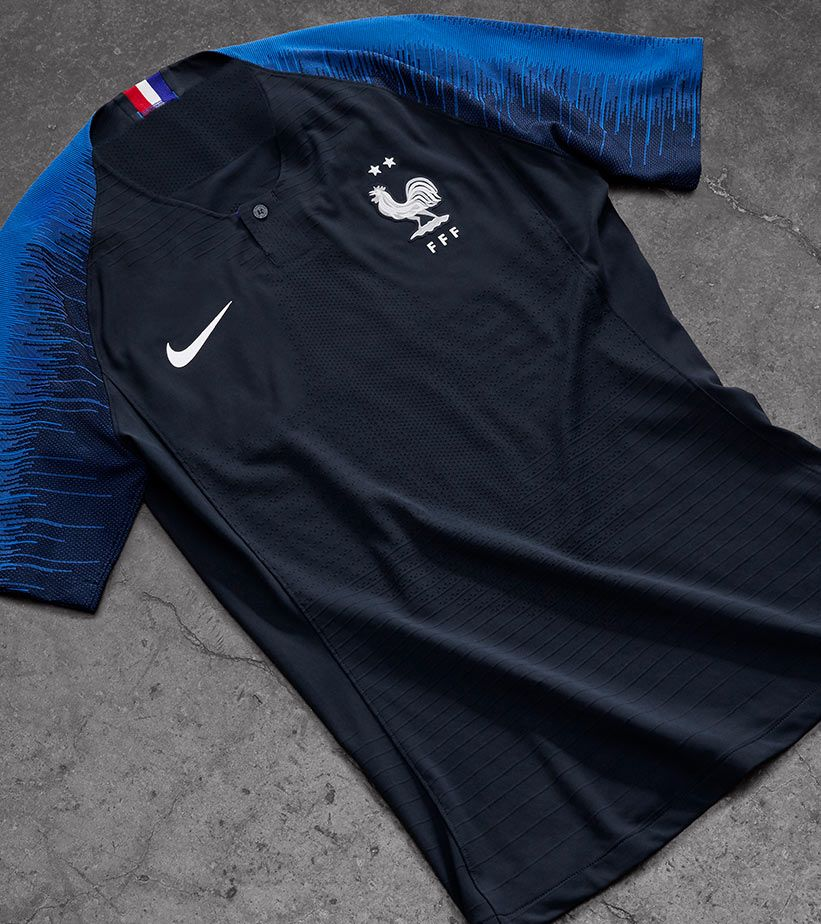 France 2 Star Jersey Home