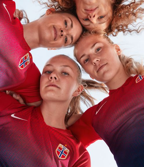 Norway Women's Football Federation National Team Collection