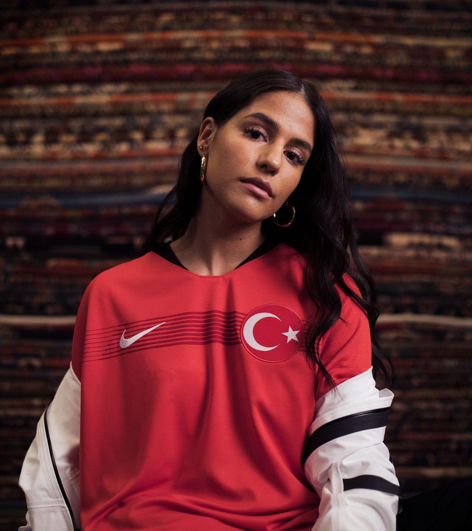 49e119dfd4d 2018 TURKEY STADIUM HOME KIT. Nike.com GB