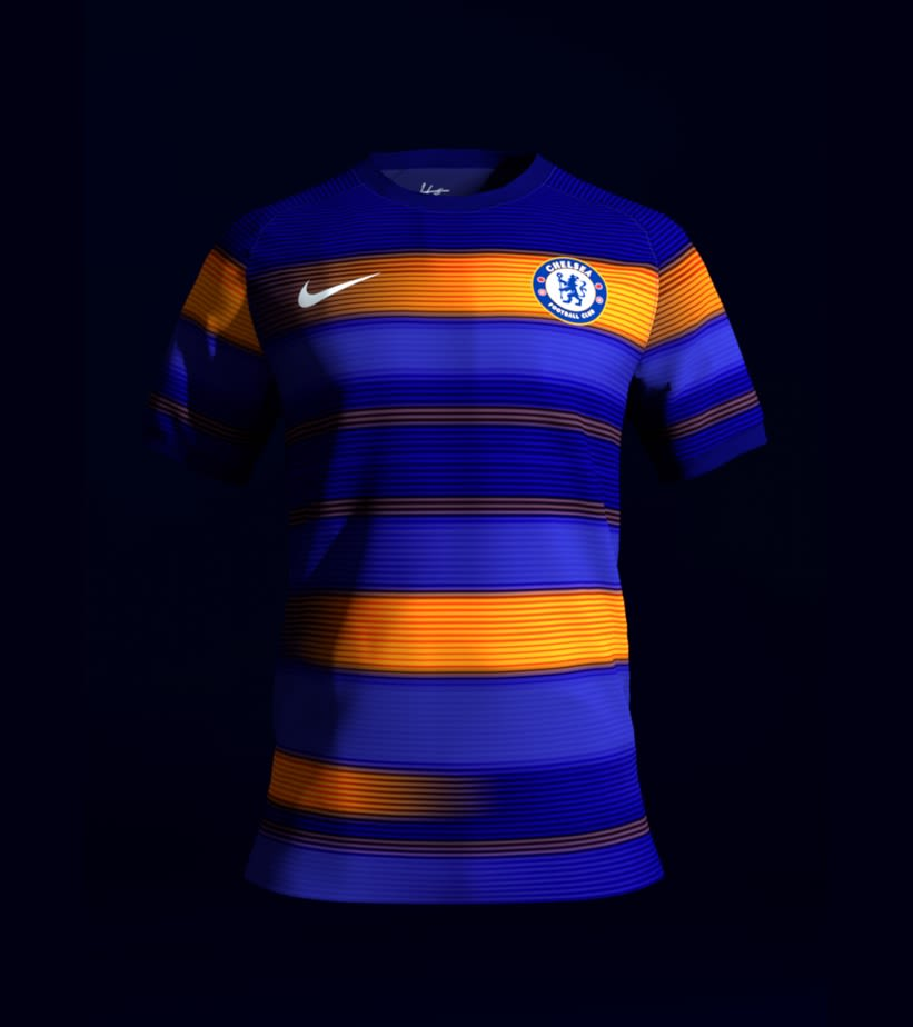 Chelsea Shirtholder's Edition Fan Jersey