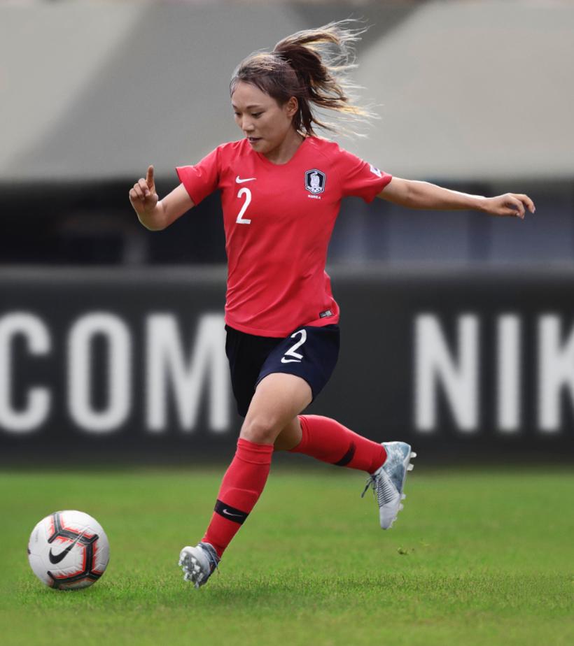 South Korea Women's Nation Team 2019