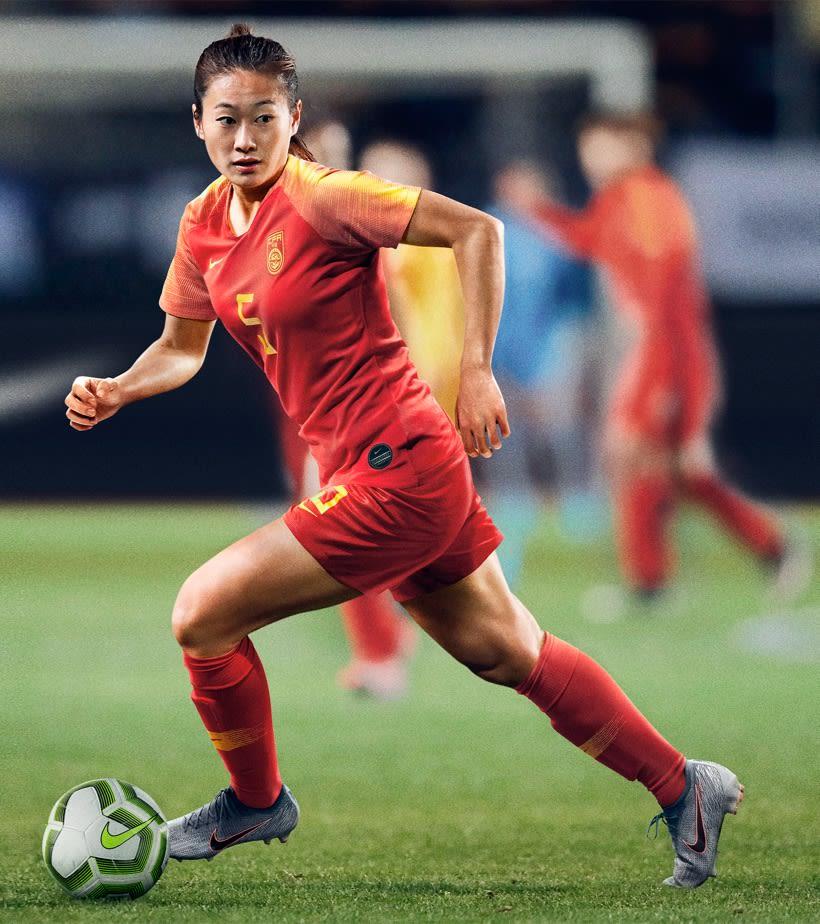 China Women's National Team 2019