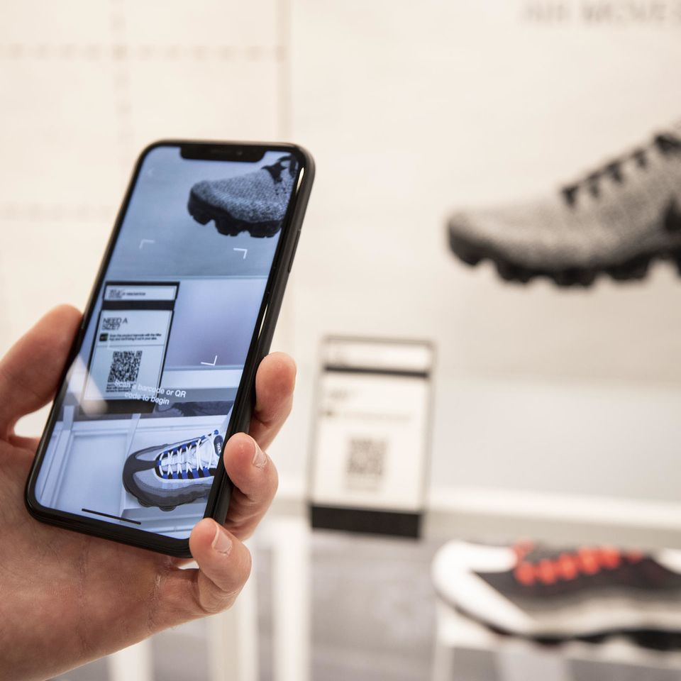 Enfermedad infecciosa Monumental emocional  Cómo puedo utilizar la Nike App en una Nike Store? | Ayuda de Nike