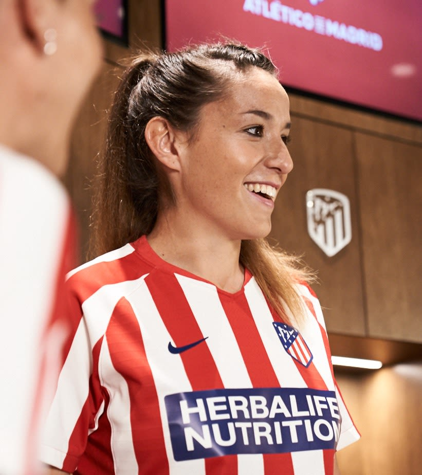 2019/20 Atletico De Madrid Stadium Home Jersey