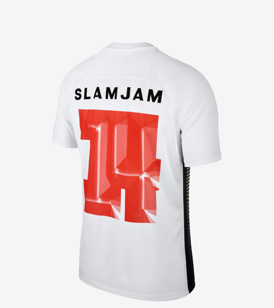 2018 Slam Jam Limited Edition Stadium Football Shirt