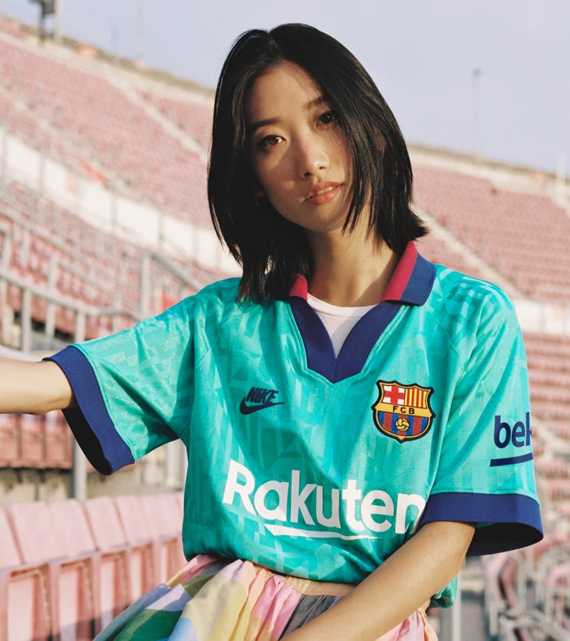 2019/20 FC BARCELONA STADIUM THIRD KIT