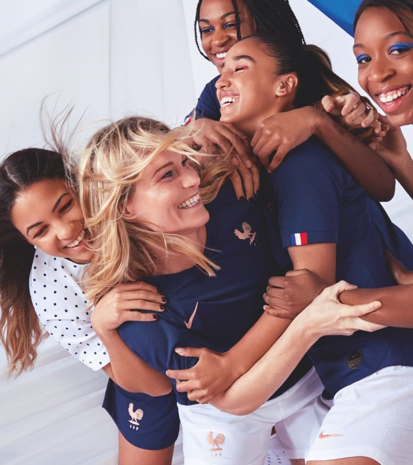 France Women's Football Federation National Team Collection