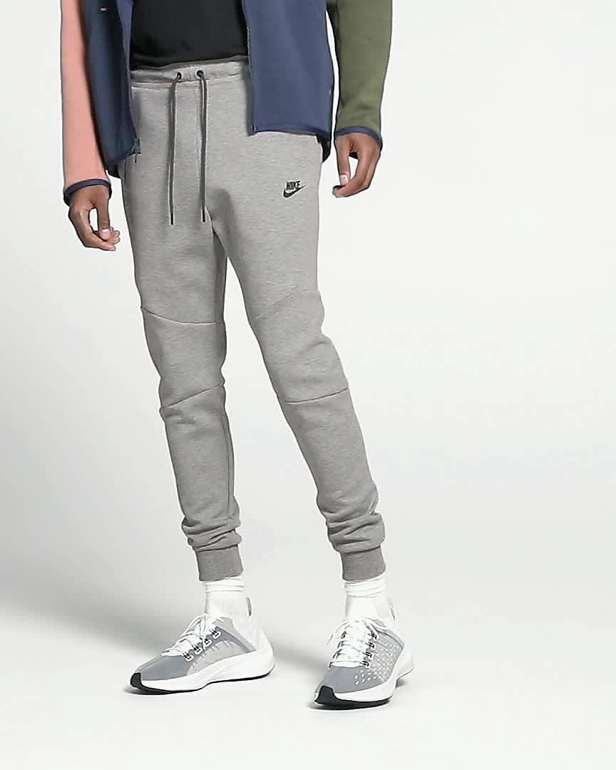 Nike Pantalon Fleece De Tech Homme Jogging Sportswear Pour cLqR43A5j